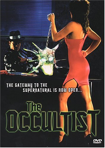 Occultist DVD Image