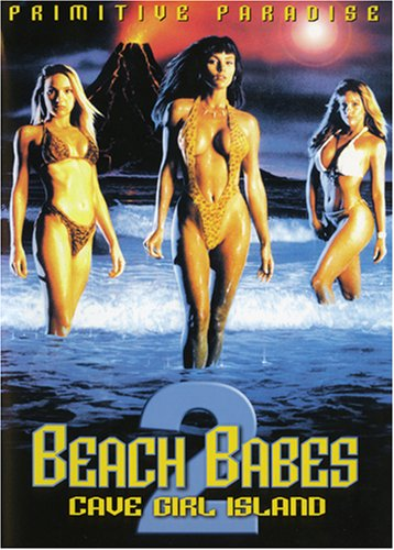 Beach Babes 2: Cave Girl Island DVD Image