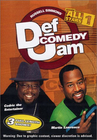 Def Comedy Jam: More All Stars #1 DVD Image