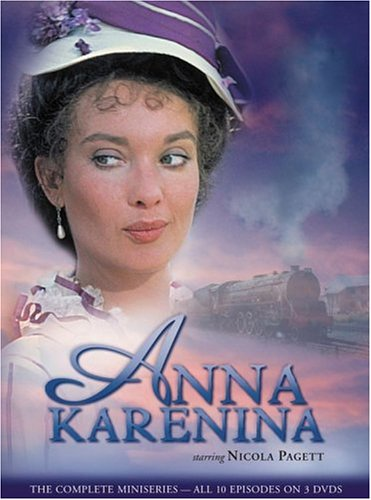 Anna Karenina (1977): The Complete Miniseries DVD Image