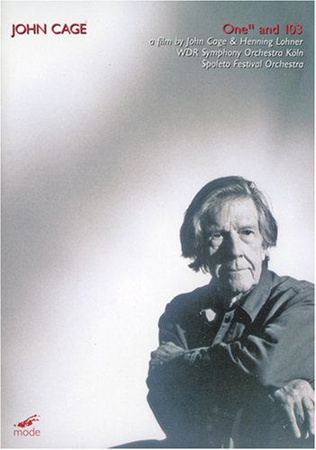 John Cage: One With 103 DVD Image