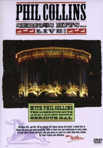 Phil Collins - Serious Hits....Live! (2DVD) DVD Image