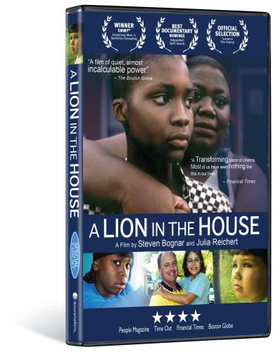 Lion In The House DVD Image