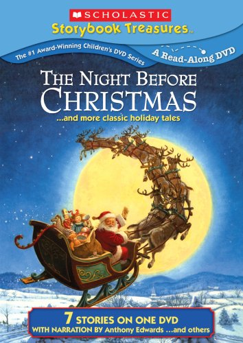 Night Before Christmas ... And More Classic Holiday Tales DVD Image