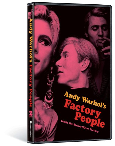 Andy Warhol's Factory People DVD Image