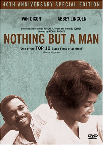Nothing But A Man DVD Image