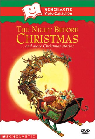 Night Before Christmas... And More Christmas Stories DVD Image