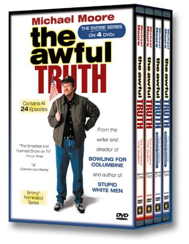 Michael Moore's The Awful Truth: The Complete Series (Box Set) DVD Image