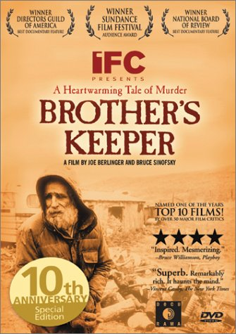 Brother's Keeper (1992/ Special Edition) DVD Image