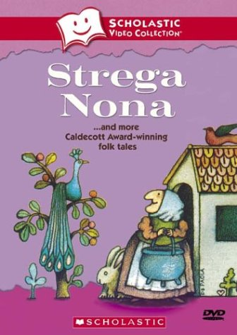 Strega Nona...and More Caldecott Award-Winning Folk Tales DVD Image