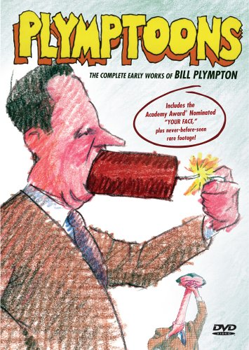 Plymptoons: The Early Works Of Bill Plympton DVD Image