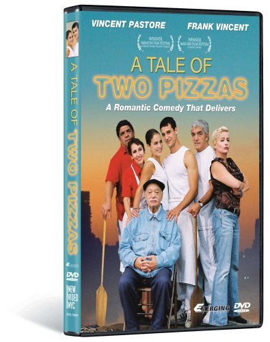 Tale Of Two Pizzas DVD Image