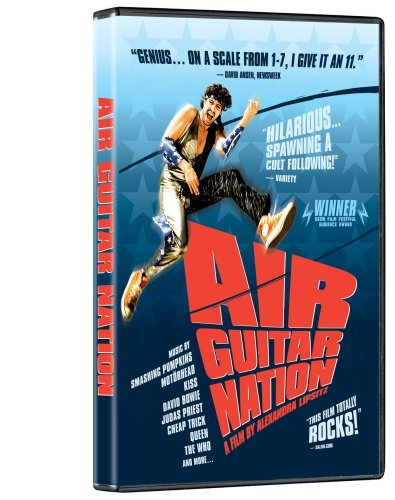 Air Guitar Nation DVD Image