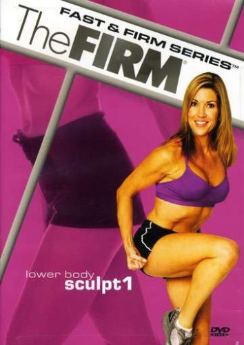 The Firm: Lower Body Sculpt, Vol. 1 DVD Image