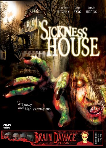 Sickness House DVD Image