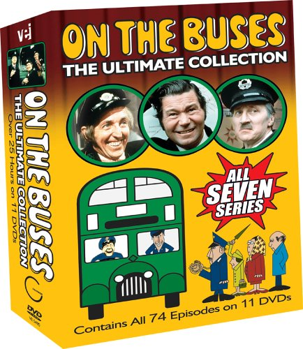 On The Buses: Ultimate Collection DVD Image