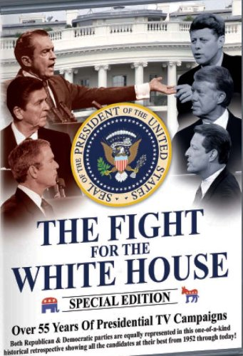 Fight For The White House (Special Edition) DVD Image