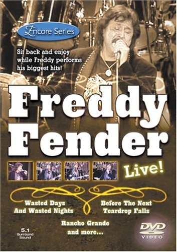 Freddy Fender: Live: Encore Series DVD Image