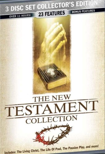 New Testament Collection DVD Image