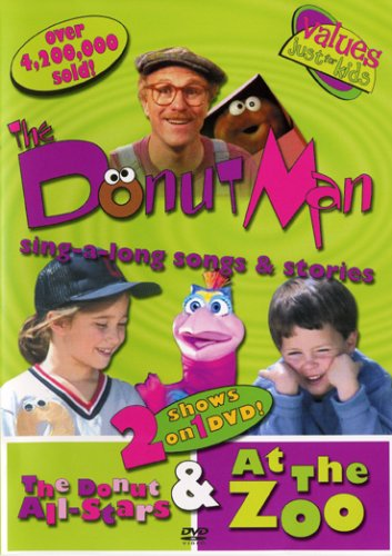 Donut Man: The Donut All-Stars / At The Zoo DVD Image