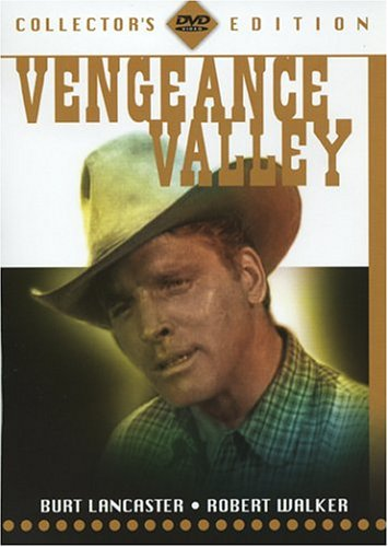 Vengeance Valley (St. Clair Entertainment) DVD Image