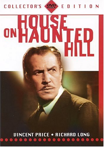 House On Haunted Hill (1959/ St. Clair Entertainment) DVD Image