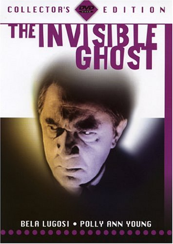 Invisible Ghost (St. Clair Entertainment) DVD Image