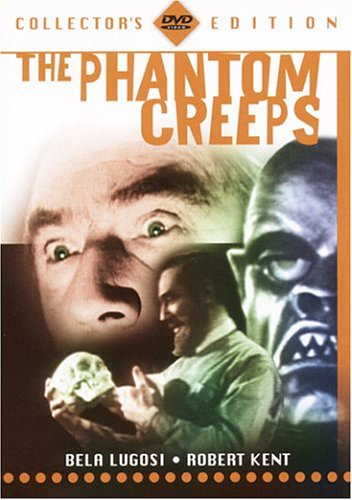 Phantom Creeps (St. Clair Entertainment) DVD Image