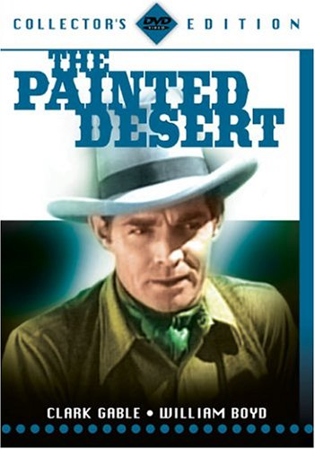 Painted Desert (St. Clair Entertainment) DVD Image
