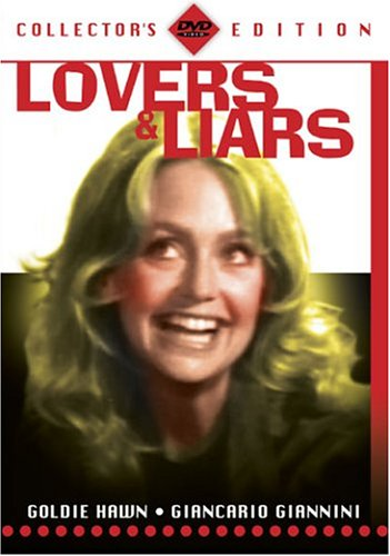 Lovers And Liars (a.k.a. Travels With Anita/ St. Clair Entertainment) DVD Image
