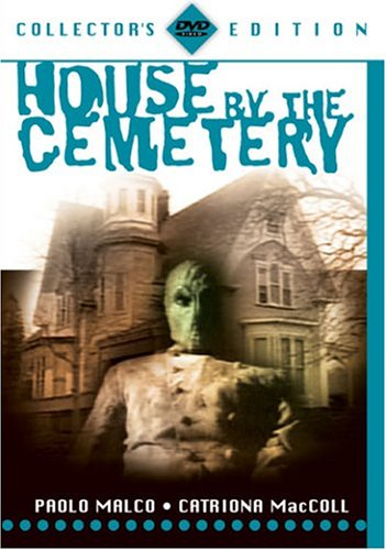 House By The Cemetery (St. Clair Entertainment) DVD Image