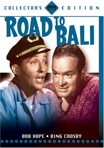 Road To Bali (St. Clair Entertainment) DVD Image