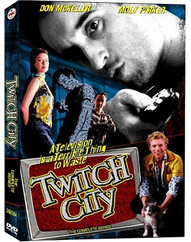 Twitch City: Complete Series DVD Image