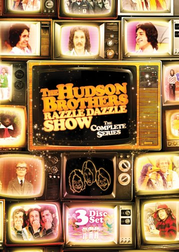 Hudson Brothers Razzle Dazzle Show DVD Image