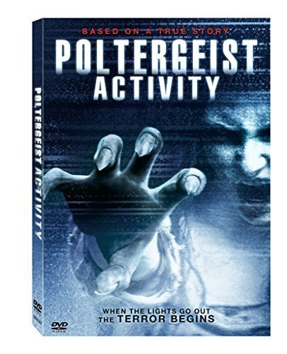 Poltergeist Activity by Lee Bane DVD Image