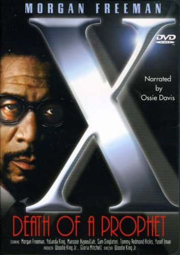 Death Of A Prophet: Malcolm X (Direct Source/ Old Version) DVD Image
