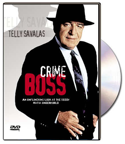 Crime Boss (Direct Source) DVD Image