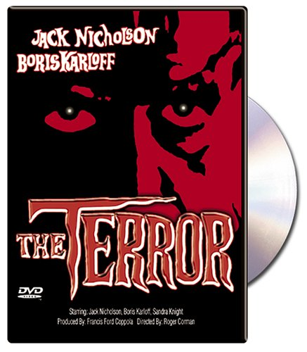 Terror (Direct Source) DVD Image