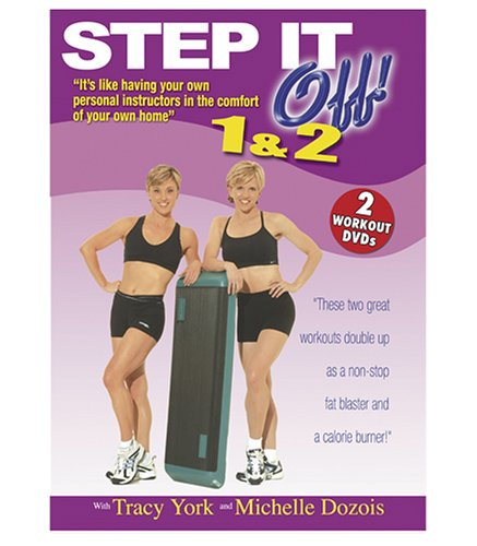 Step It Off (2-Disc) DVD Image
