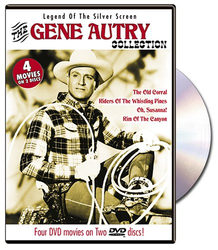 Gene Autry Collection DVD Image