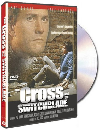 Cross And The Switchblade (Direct Source/ Movie-Only Edition) DVD Image
