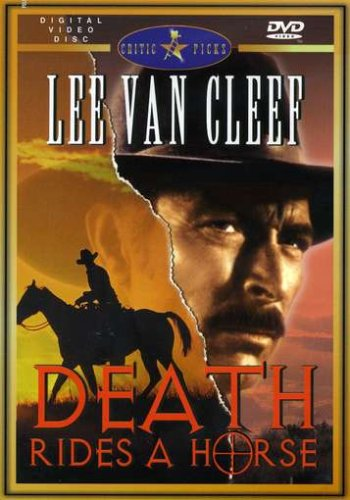Death Rides A Horse DVD Image