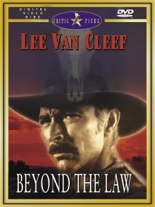 Beyond The Law (1968/ Direct Source) DVD Image