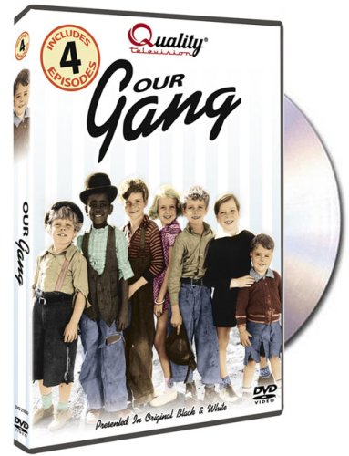 Our Gang (Direct Source) DVD Image