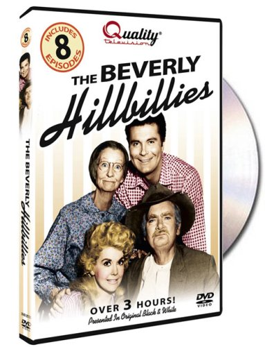 Beverly Hillbillies (1962/ Direct Source) DVD Image