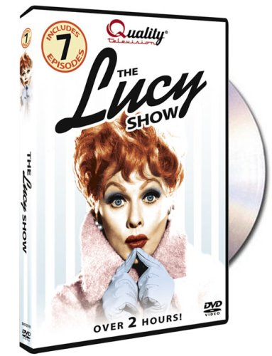 Lucy Show (Direct Source) DVD Image