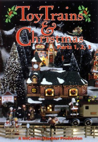 Toy Trains And Christmas DVD Image