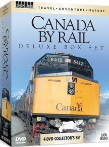 Canada By Rail DVD Image
