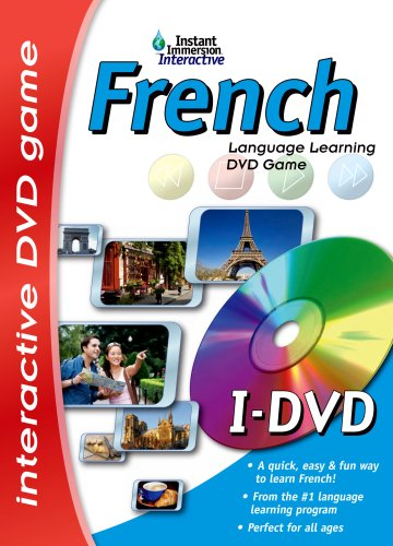 Instant Immersion French DVD Image