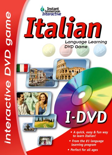 Instant Immersion Italian DVD Image
